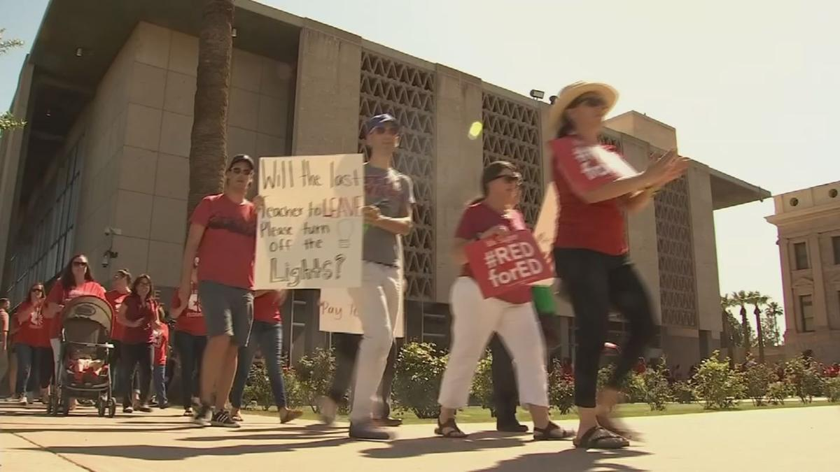 School support staff feels left out of Gov. Ducey's pay raise agenda