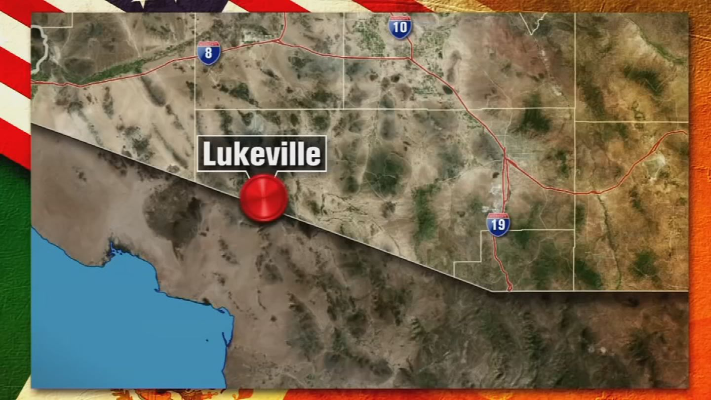 Border Patrol finds dead little from India at Arizona-Mexico ... on