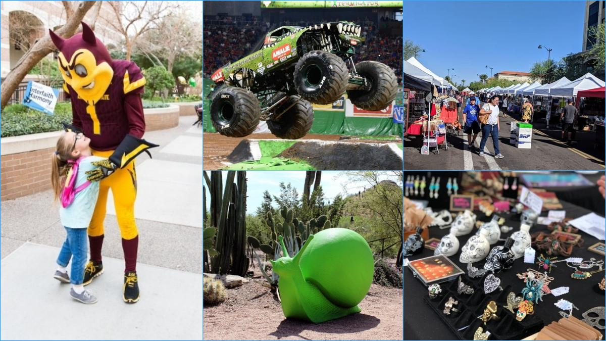 Events that are not the Waste Management Phoenix Open