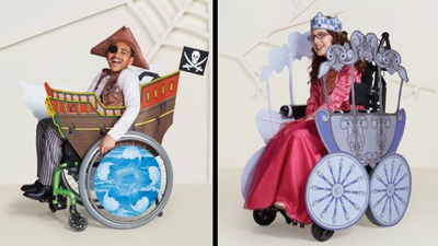 Target offers adaptive Halloween costumes