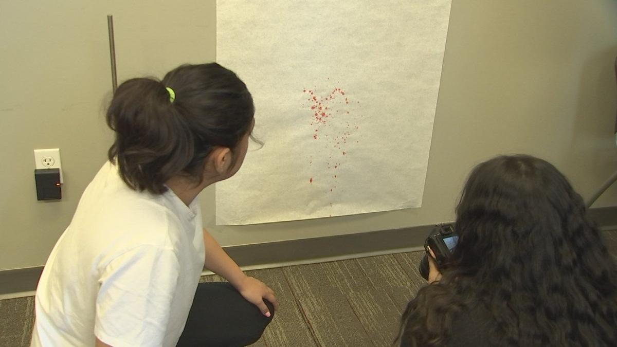 Gcu S Forensic Photography Course Teaches Students Crime Scene Investigation Skills Arizona News Azfamily Com
