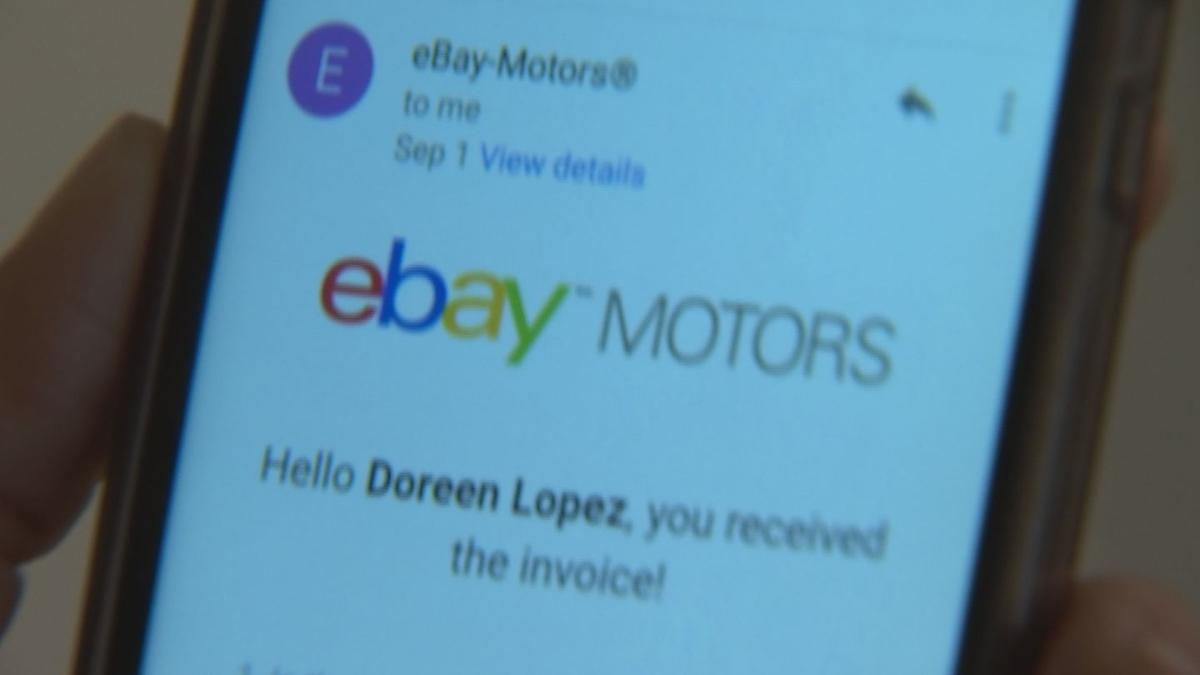 Beware Ebay Car Buying Scam 3 On Your Side Azfamily Com