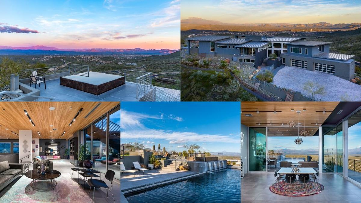 $7.9 million home for sale in Fountain Hills_