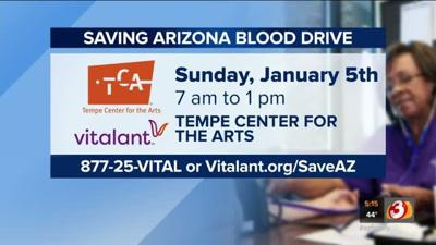 Saving Arizona Blood Drive 2020