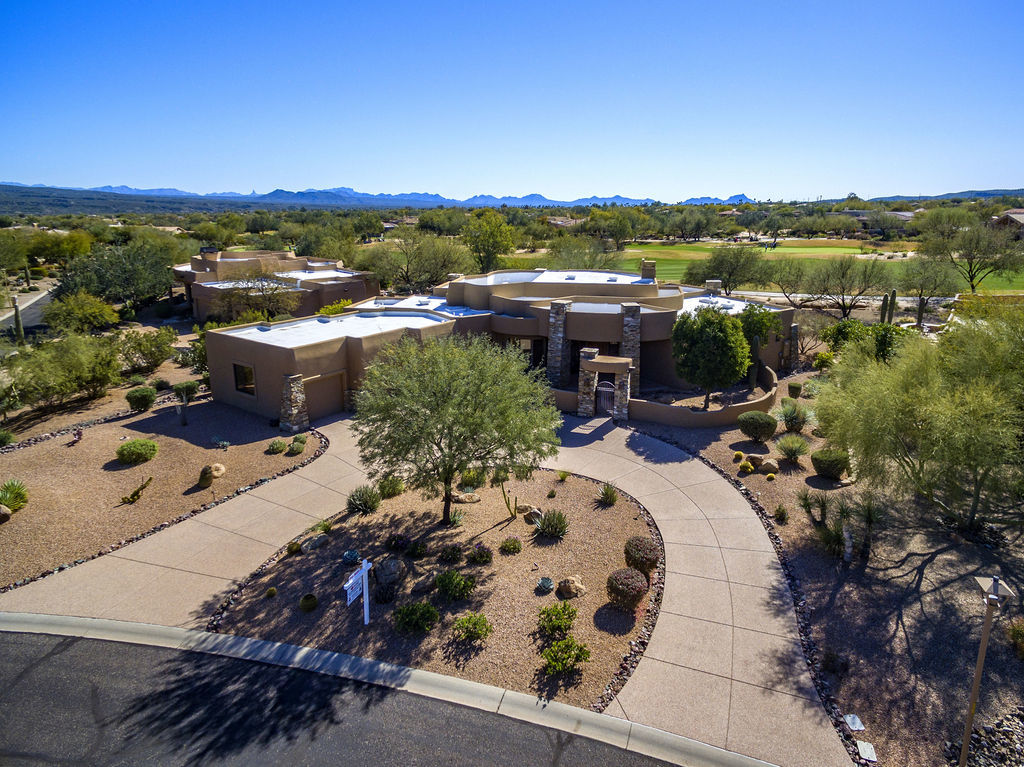 $1.9 million home with golf course goes on sale in Rio Verde