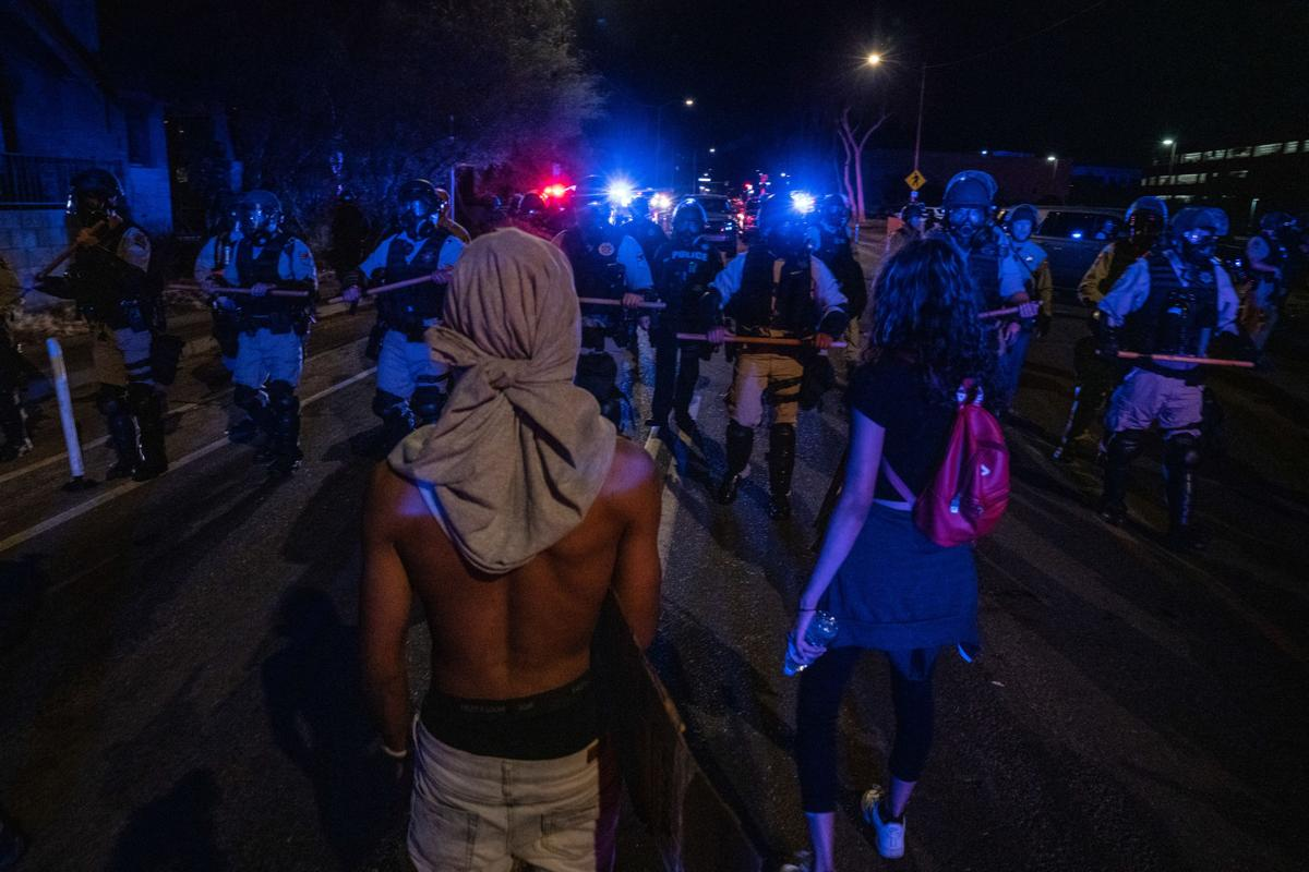 Phoenix protest for George Floyd