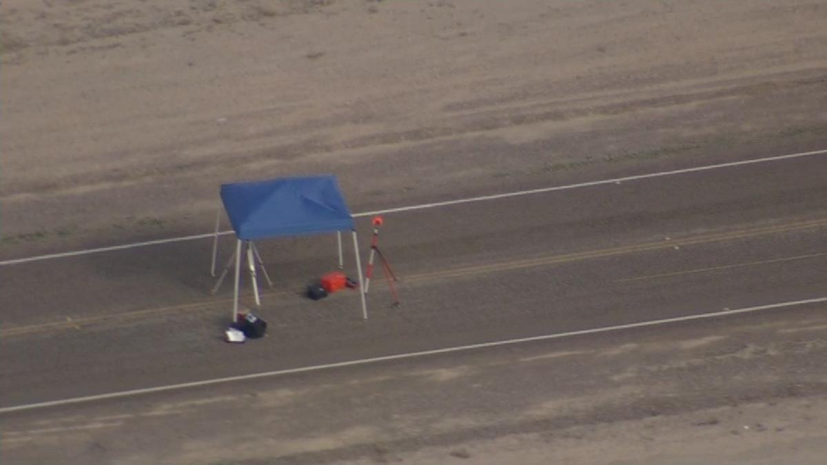 Authorities waiting for DNA testing to identify human remains found in Buckeye