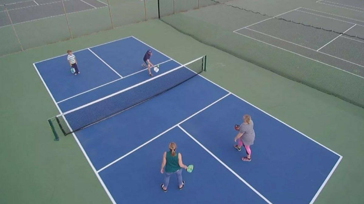 Not your grandpa's game anymore! Pickleball sees popularity skyrocket