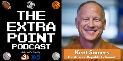 EXTRA POINT PODCAST: Kent Somers