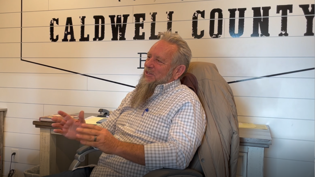 Caldwell County BBQ owner Clay Caldwell