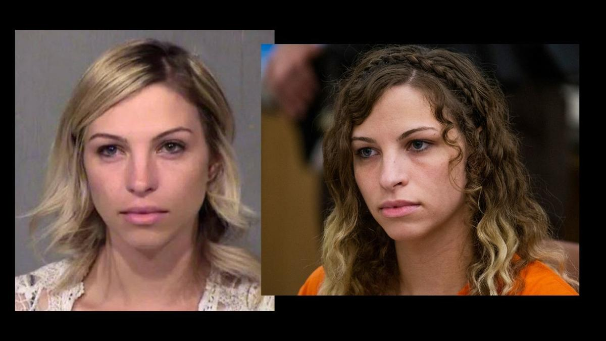 Brittany Zamora, a former sixth-grade teacher at Las Brisas Academy, was accused of having a sexual relationship with a 13-year-old student last year.