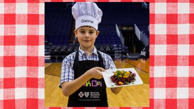 Gabe Bandera, a 12-year old from Goodyear, Ariz., was the 2018 contest winner.