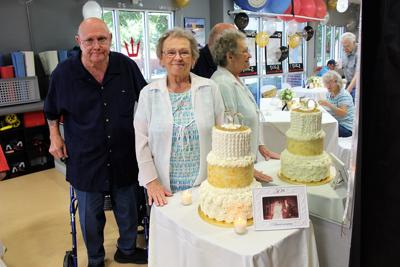 After 53 years of marriage, a Texas couple died from Covid-19 while holding hands