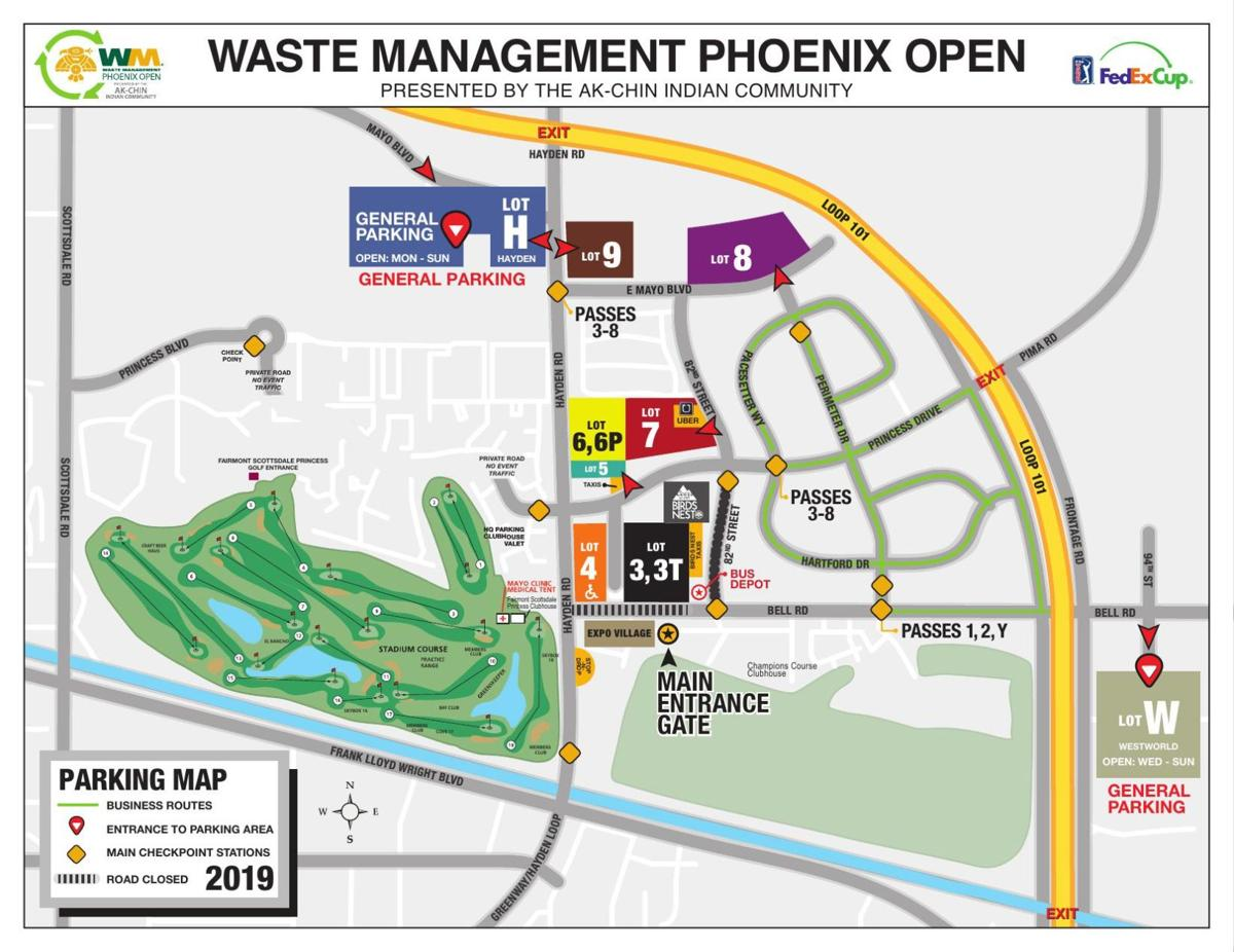 2019 WMPO Parking Map
