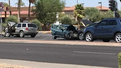 Deadly accident in Chandler