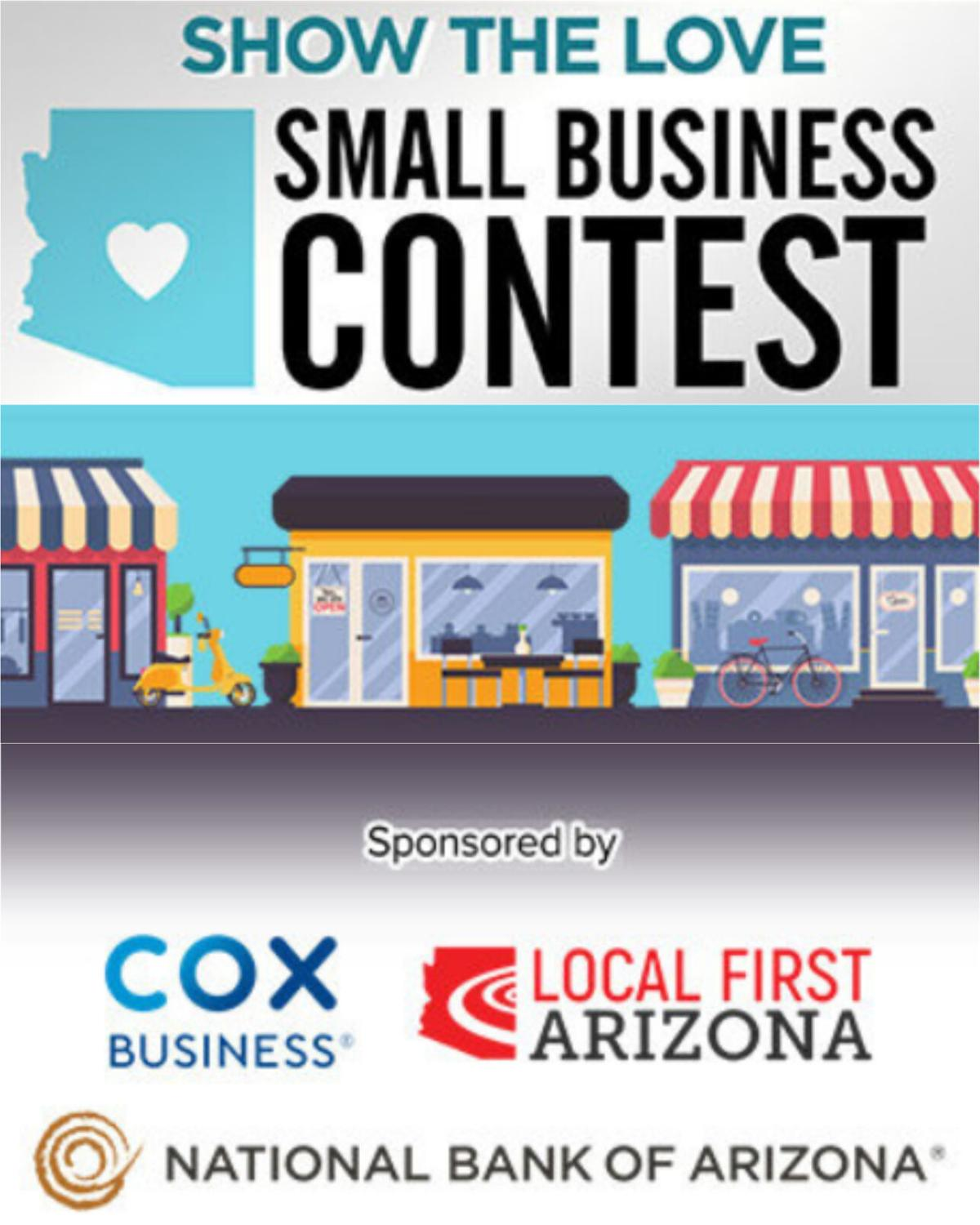 Show the Love Small Business Contest
