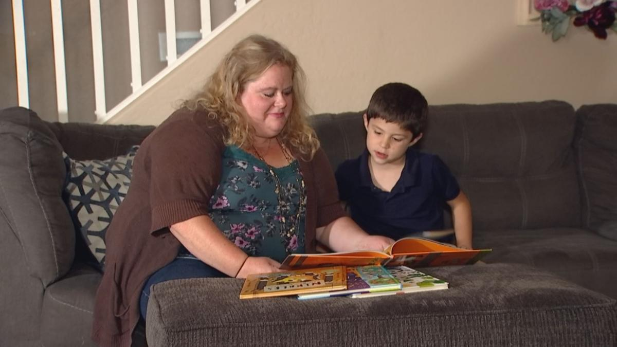Mesa family left without school voucher funds