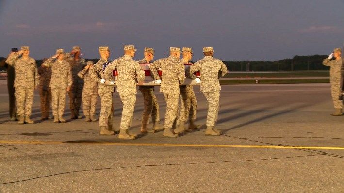 Additional remains returned of airman once stationed at Luke