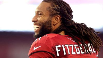 Larry Fitzgerald returning to Cardinals for 2018 season
