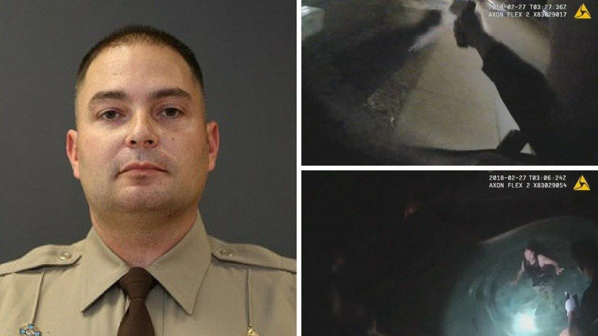 Gilbert PD releases body cam video of shooting involving MCSO detention officer