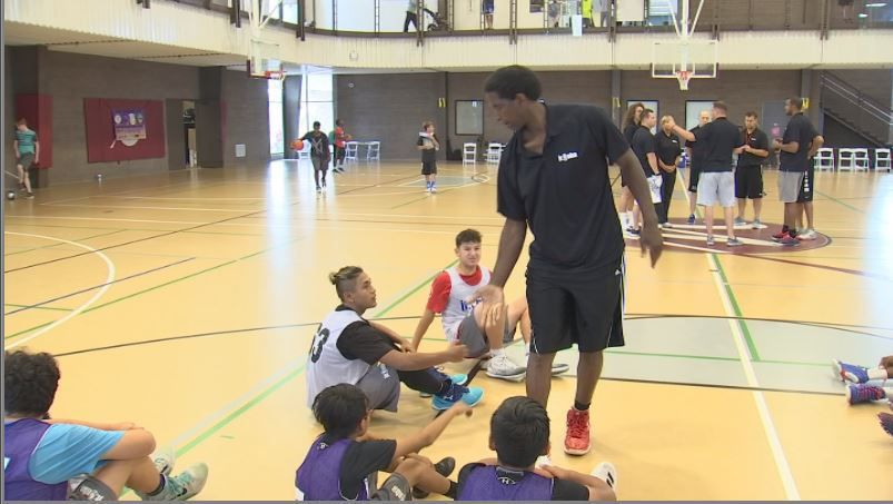 NBA and NABI team up for youth camp