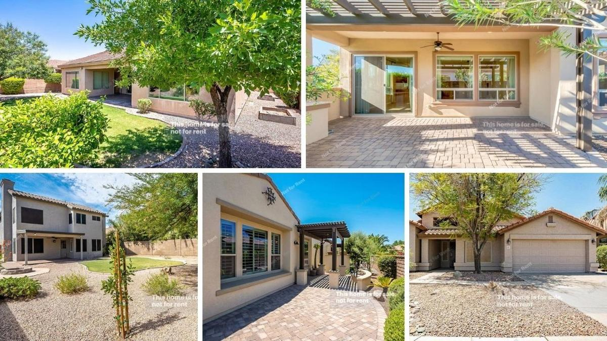 5 Phoenix-area homes up for sale under $450K