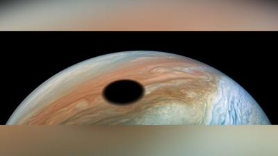 NASA discovered a black spot on Jupiter 2,200 miles long