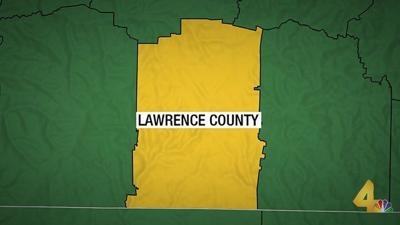 MAP - LAWRENCE COUNTY