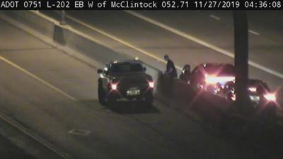 Off-duty officer stops wrong-way driver in Chandler