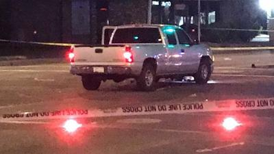 1 dead, 1 hurt after being struck by pickup truck in Phoenix, police say