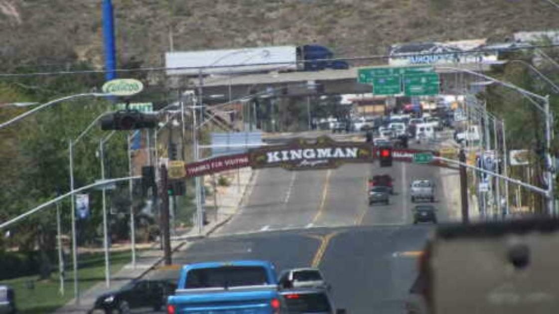 Checking Out Beale Street In Kingman