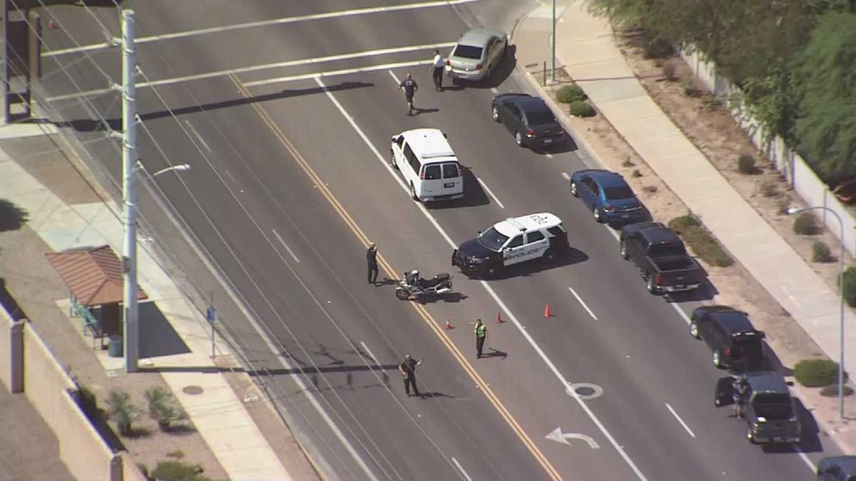 Armed robbery suspect dead after officer-involved shooting in Tempe