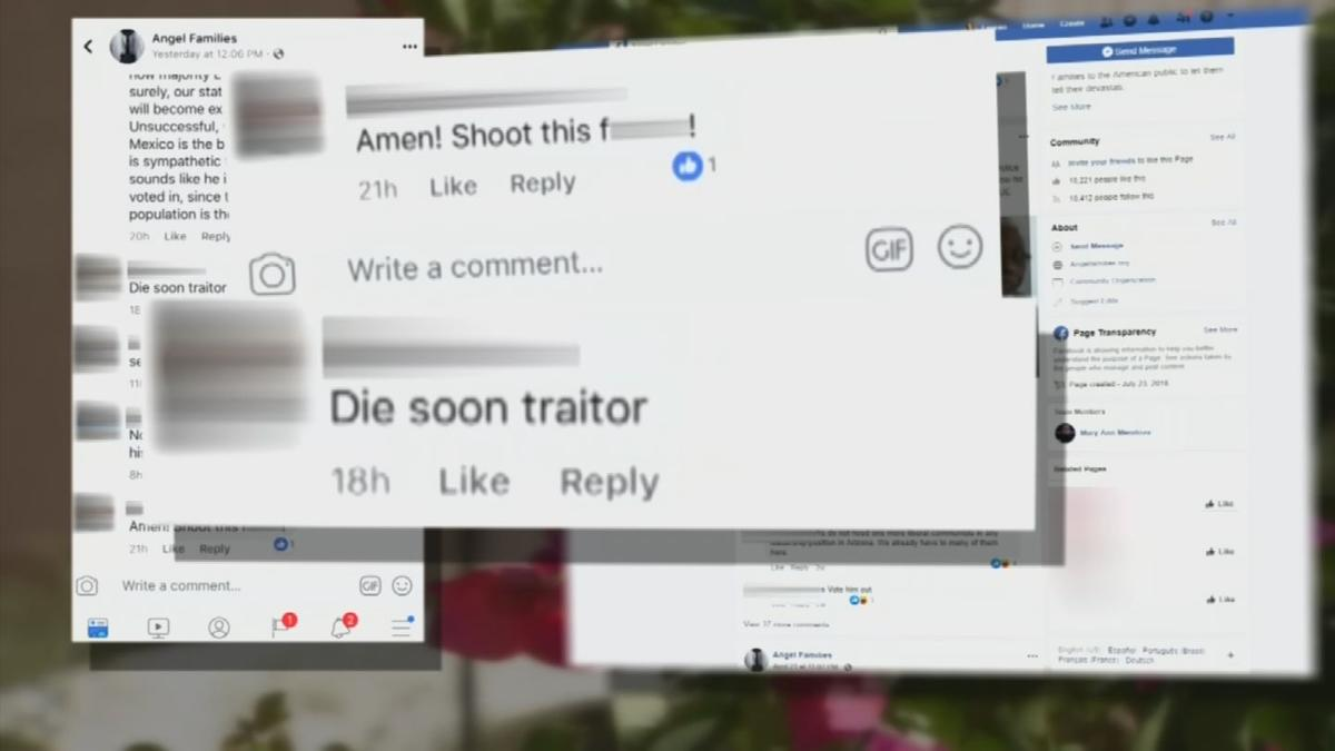 City Council candidate getting death threats