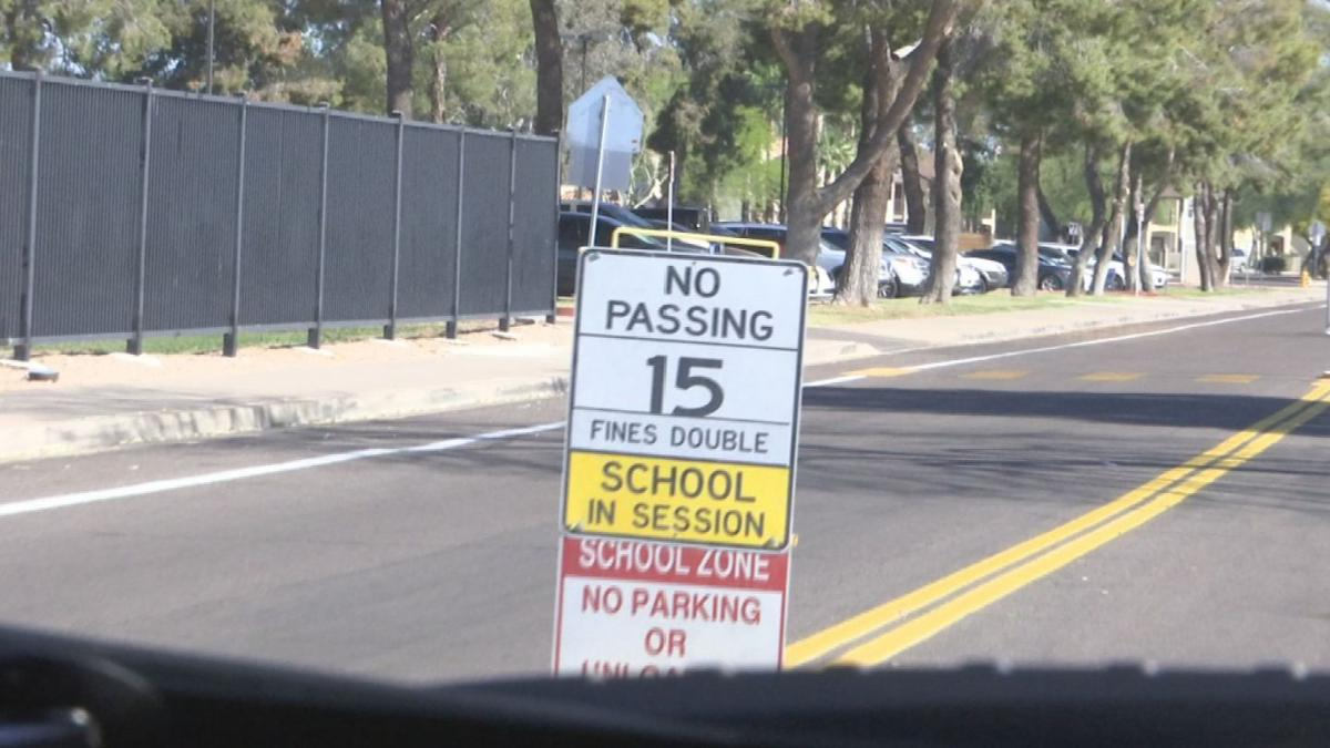 CM NO PASSING ZONE CHANDLER 1