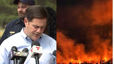 On Tuesday afternoon, Governor Doug Ducey declared a state of emergency in Coconino County.