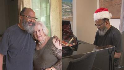 Volunteer Pays It Forward to Peoria musician devoted to helping needy families