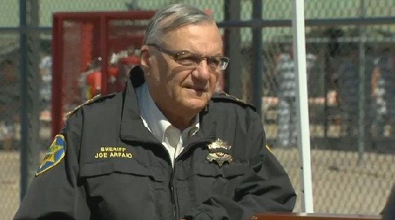 Judge recommends criminal prosecution of Arpaio in racial profiling case
