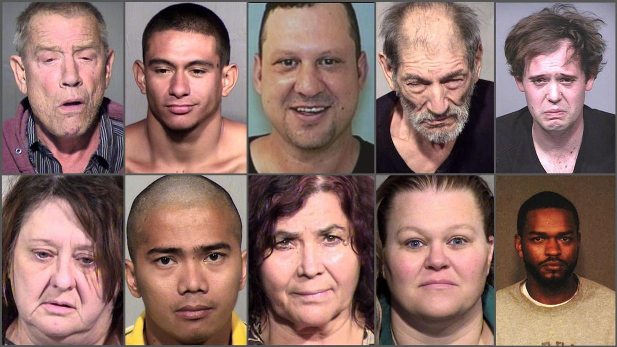 Arizonans accused of animal cruelty