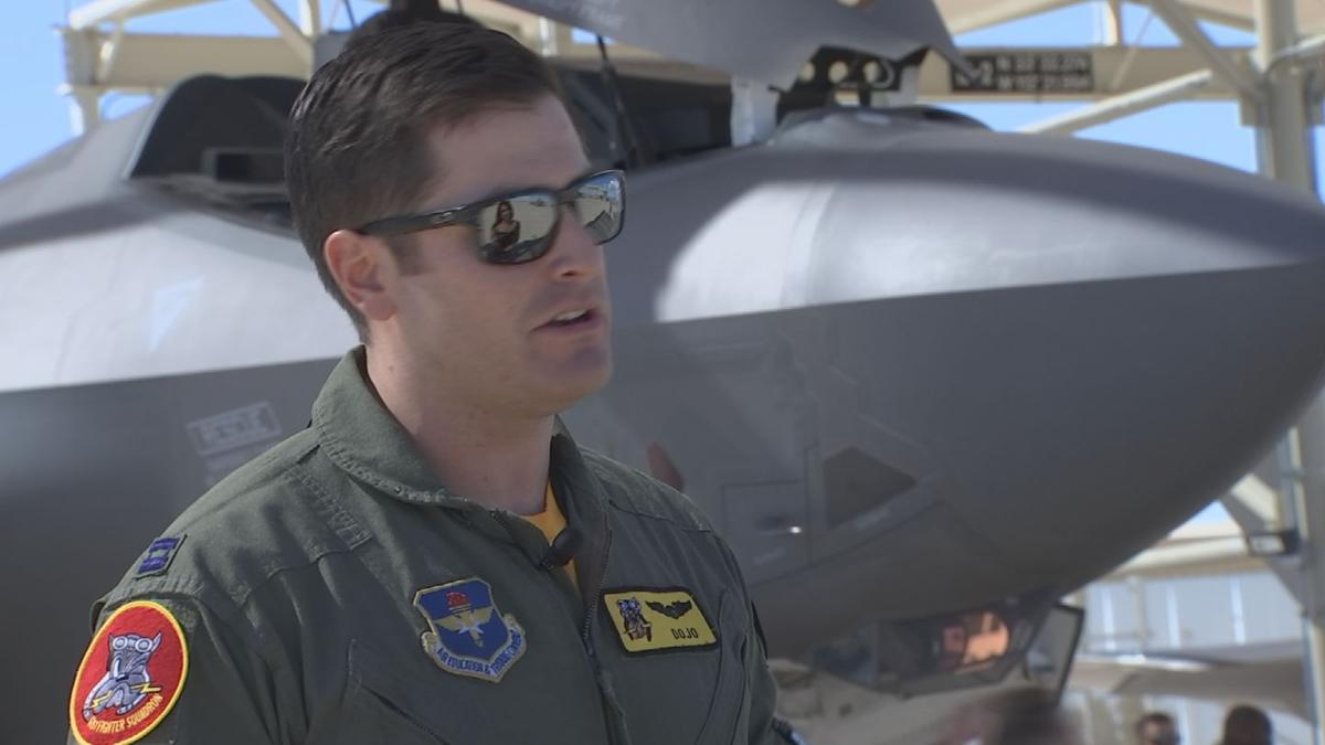 F-35 pilots say the aircraft has a good safety record in it's 12 year history