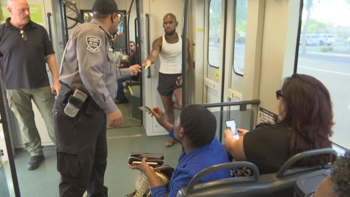 Valley Metro fare sweep in Phoenix catches riders wanted on warrants