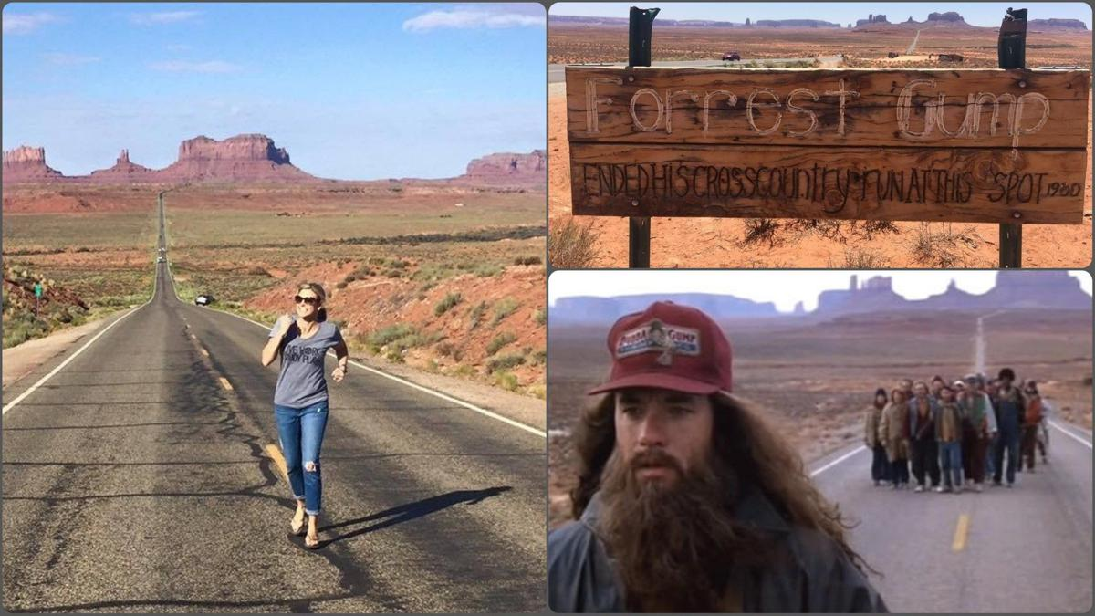 Off the beaten path: Forrest Gump Point