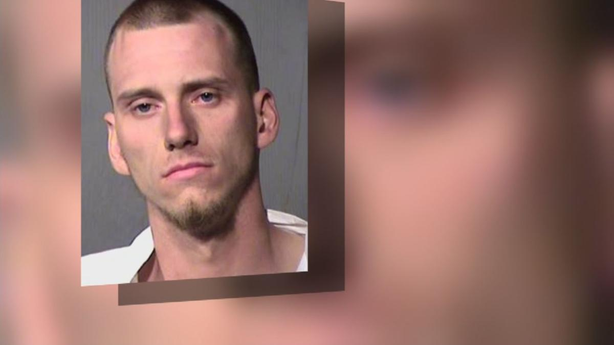 Wild crime spree through Phoenix, Scottsdale ends with arrest on top of house