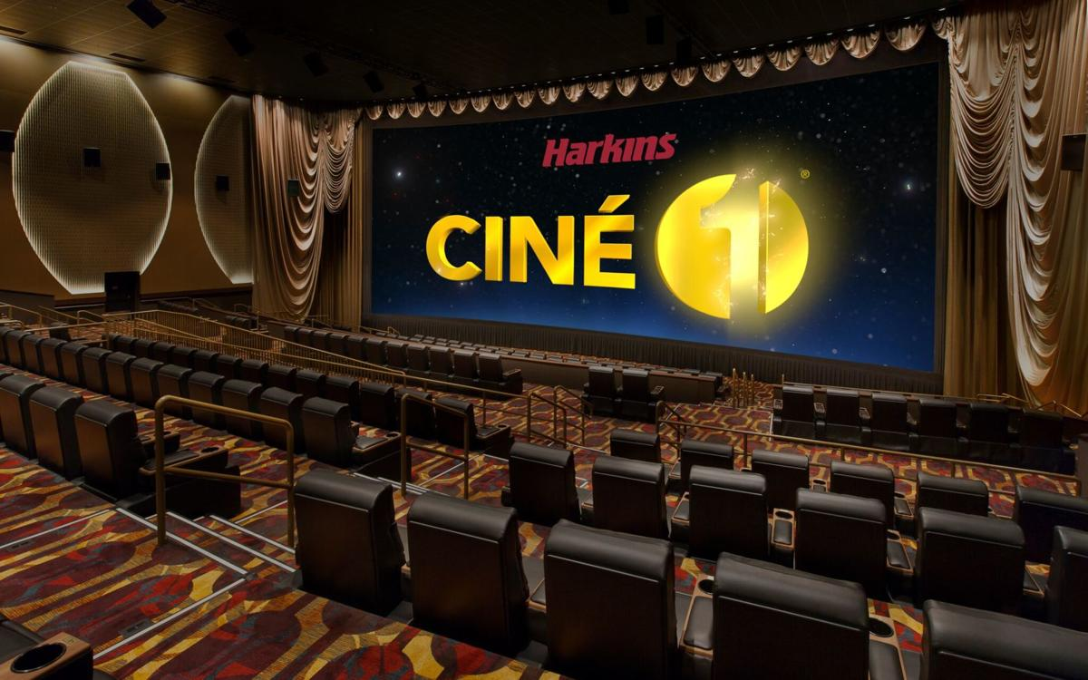 Harkins Theaters Cine 1