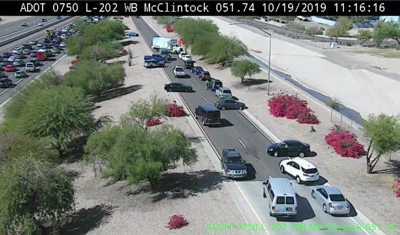 Multiple wrong-way drivers cause havoc on Santan L-202 in Chandler
