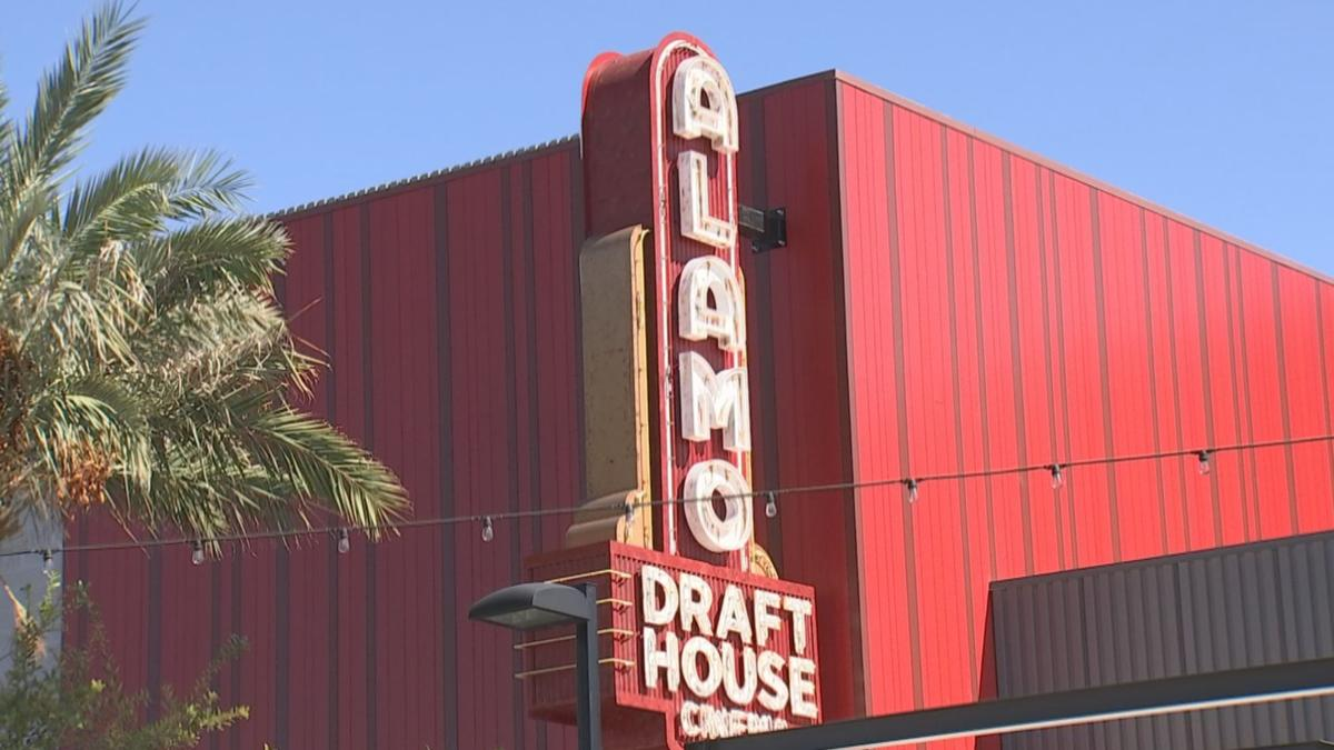 Police look for man who robbed Alamo Drafthouse with gun in Tempe