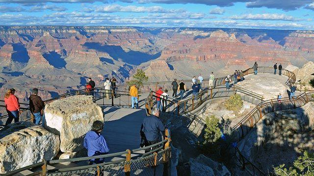 Scottsdale woman falls to her death while at Grand Canyon National Park Friday