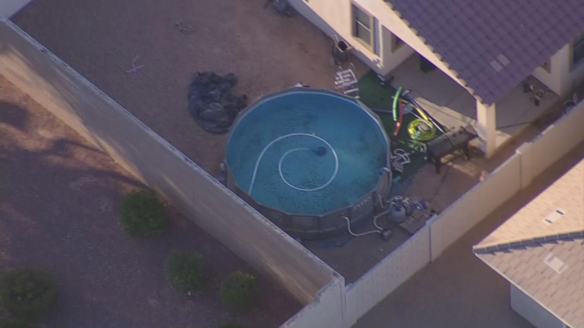 FD: Toddler dies after being pulled from Avondale pool