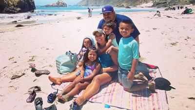 A California couple died of COVID-19 weeks apart, orphaning 5 young children including a newborn