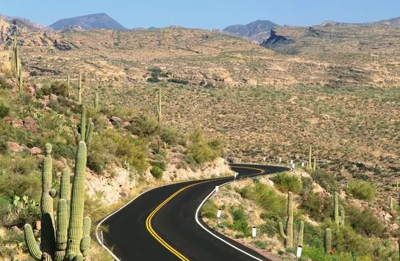SR88 is better known as, The Apache Trail.