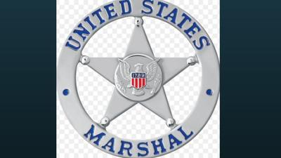 Suspect accused of impersonating a U.S. Marshal